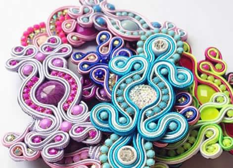 VIDEO TUTORIAL: SOUTACHE TÉCNICA