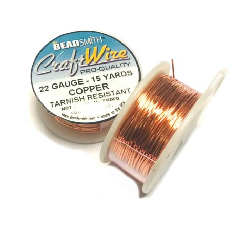 Craft Wire Alambre Manualidades Cobre 0.6mm (Rollo)