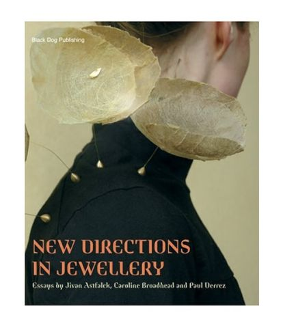 Libro New Directions in Jewellery (Unidad)
