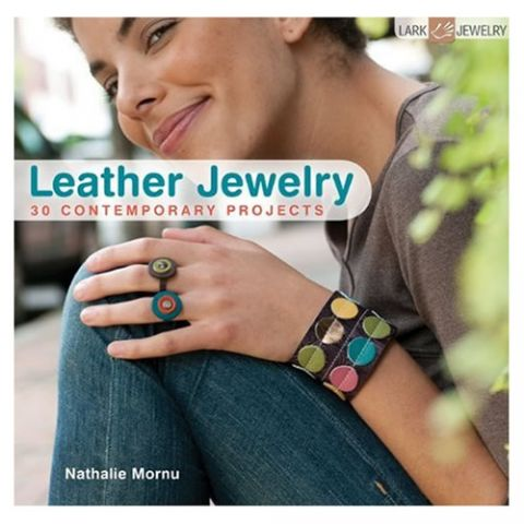 Libro LEATHER JEWELRY: 30 Contemporary Projects (Unidad)