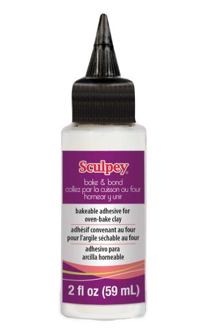 Sculpey Bake & Bond (Pegamento Horneable) 59ml (Unidad)