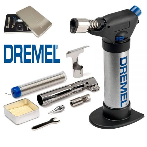 Soplete Dremel VersaFlame Manual (Set)